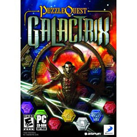 Puzzle Quest Galactrix (PC) PC Game
