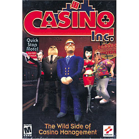 Casino Inc. (PC) PC Game