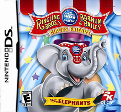 Ringling Bros And Barnum & Bailey - Circus Friends (DS)