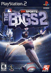 The Bigs 2 (Bilingual Cover) (PLAYSTATION2)