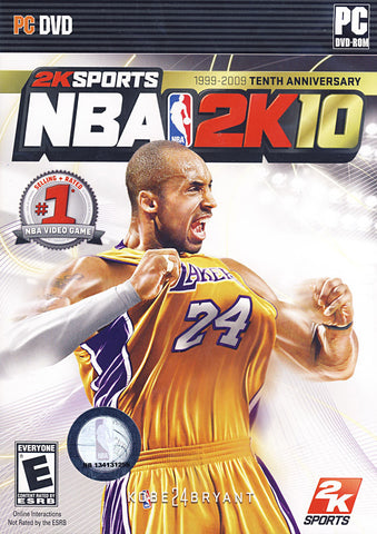NBA 2K10 (PC) PC Game