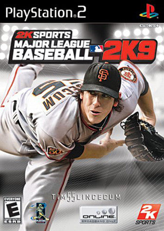 Major League Baseball 2K9 (PLAYSTATION2) PLAYSTATION2 Game