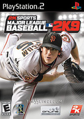 Major League Baseball 2K9 (PLAYSTATION2)