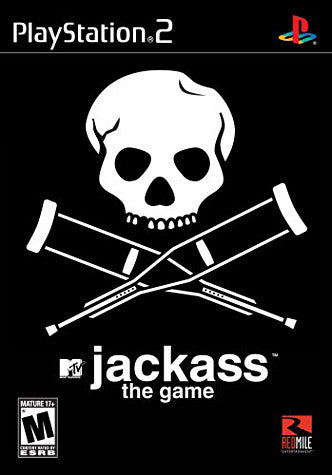 Jackass - The Game (PLAYSTATION2) PLAYSTATION2 Game