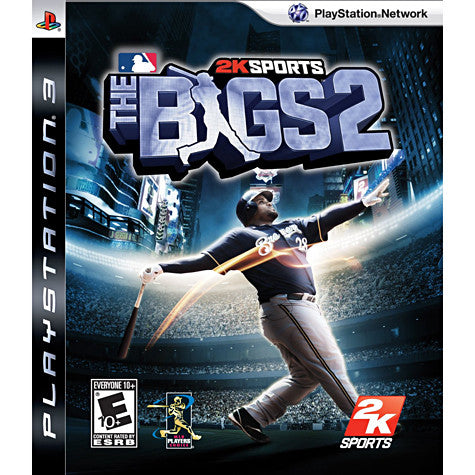 The Bigs 2 (Bilingual Cover) (PLAYSTATION3) PLAYSTATION3 Game