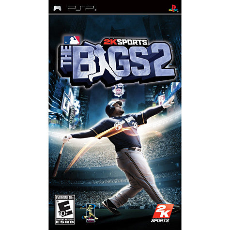 The Bigs 2 (PSP) PSP Game
