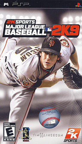 Major League Baseball 2K9 (Limit 1 copy per client) (PSP) PSP Game