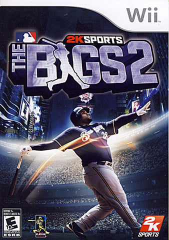 The Bigs 2 (Bilingual Cover) (NINTENDO WII) NINTENDO WII Game