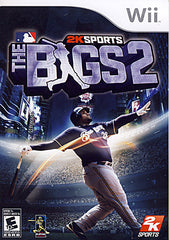 The Bigs 2 (Bilingual Cover) (NINTENDO WII)