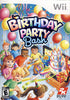 Birthday Party Bash (NINTENDO WII) NINTENDO WII Game