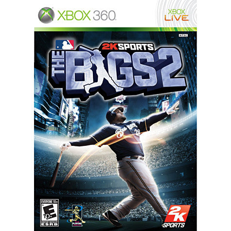 The Bigs 2 (XBOX360) XBOX360 Game