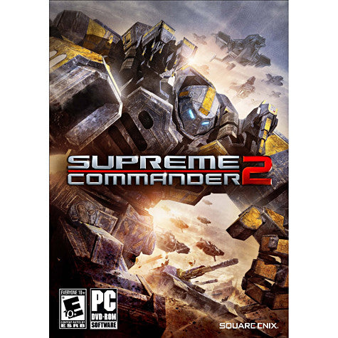 Supreme Commander 2 (PC) PC Game