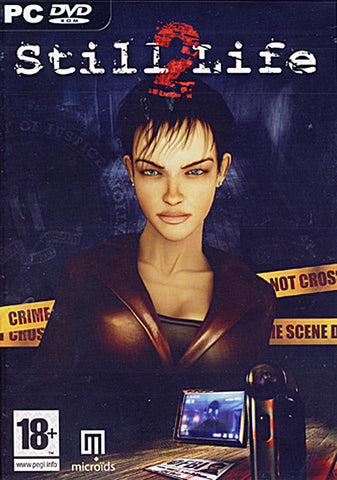 Still Life 2 (French Version Only) (PC) PC Game