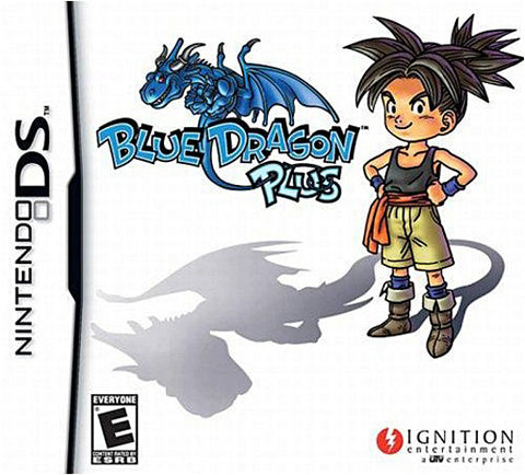 Blue Dragon Plus (DS) DS Game