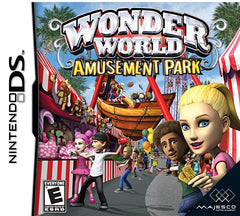 Wonder World - Amusement Park (DS)