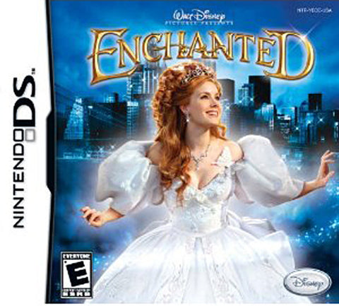 Enchanted (DS) DS Game