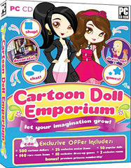 Cartoon Doll Emporium (PC)