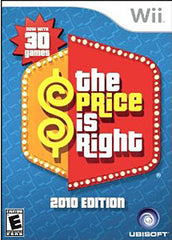 The Price is Right 2010 Edition (NINTENDO WII)