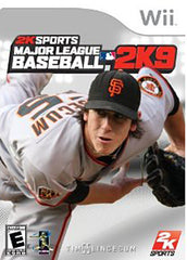 Major League Baseball 2k9 (NINTENDO WII)