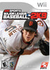 Major League Baseball 2k9 (NINTENDO WII) NINTENDO WII Game