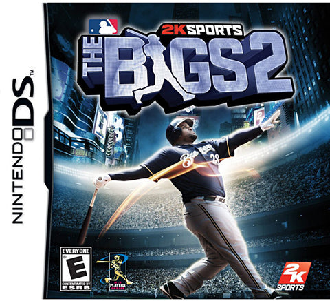 The Bigs 2 (DS) DS Game
