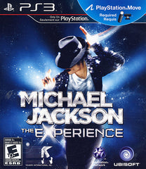 Michael Jackson - The Experience (Playstation Move) (PLAYSTATION3)
