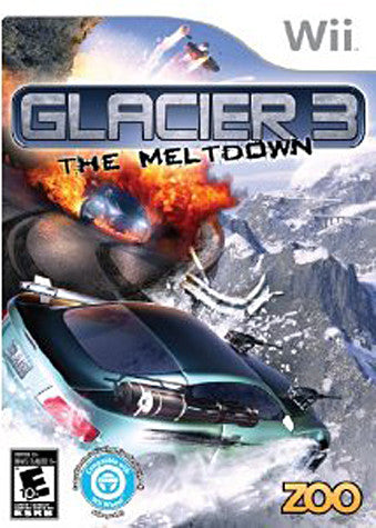 Glacier 3 - The meltdown (NINTENDO WII) NINTENDO WII Game
