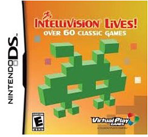 Intellivision Lives! (DS) DS Game