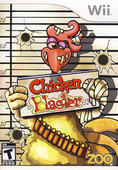 Chicken Blaster (Bilingual Cover) (NINTENDO WII)