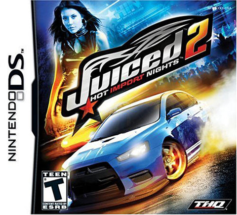 Juiced 2 - Hot Import Nights (DS) DS Game
