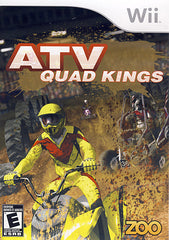 ATV Quads Kings (Bilingual Cover) (NINTENDO WII)