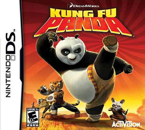 Kung Fu Panda (DS) DS Game