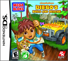 Diego's - Build and Rescue (DS)