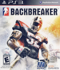 Backbreaker Football (PLAYSTATION3)