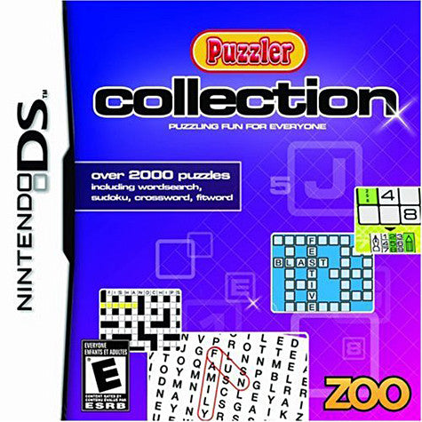 Puzzler Collection (DS) DS Game