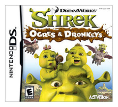 Shrek the Third - Ogres and Dronkeys (DS)