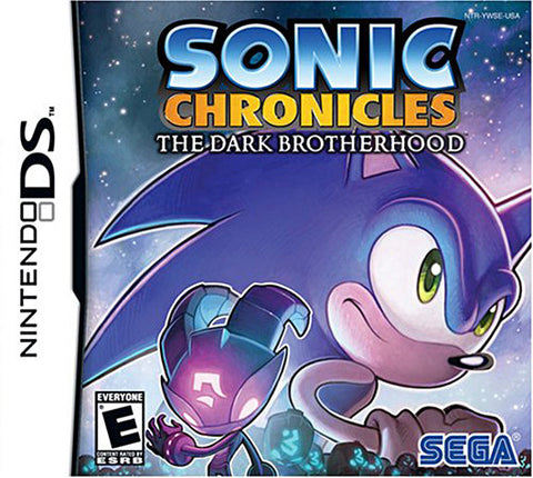 Sonic Chronicles - The Dark Brotherhood (DS) DS Game