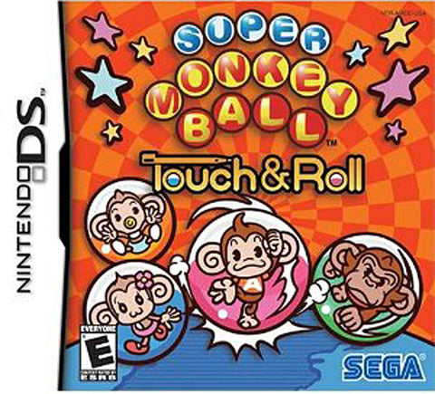 Super Monkey Ball - Touch And Roll (DS) DS Game