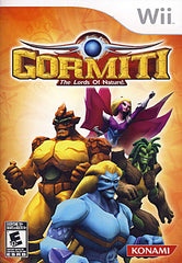 Gormiti - The Lords of Nature! (NINTENDO WII)