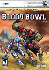 Blood Bowl - Dark Elves Edition (Limit 1 per Client) (PC)