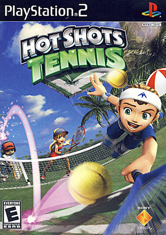 Hot Shots Tennis (PLAYSTATION2) PLAYSTATION2 Game