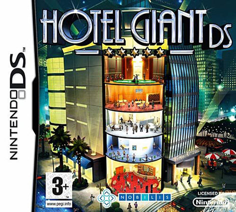 Hotel Giant (DS) DS Game