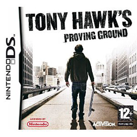 Tony Hawk's - Proving Ground (DS) DS Game