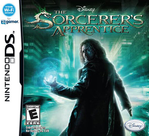 The Sorcerer s Apprentice (Bilingual Cover) (DS) DS Game