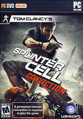 Tom Clancy s Splinter Cell - Conviction (PC)