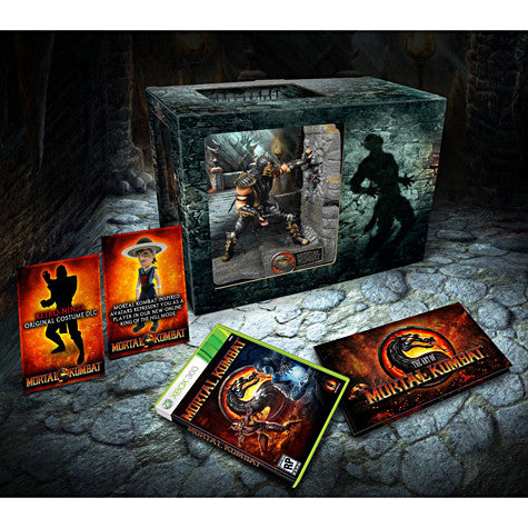 Mortal Kombat - Kollector's Edition (XBOX360) XBOX360 Game