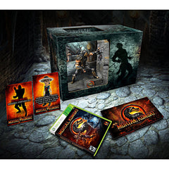 Mortal Kombat - Kollector's Edition (XBOX360)