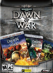 Warhammer 40,000: Pack (Includes Dawn of War Gold Edition and Dark Crusade Expansion Pack) (PC)