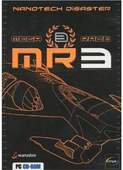 MegaRace 3 - Nanotech Disaster (Cover French Version Only) (PC)