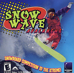 Snow Wave - Avalanche (jewel Case) (PC)